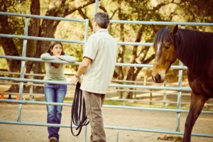 Koelle Simpson – Healing with Horse Collective
